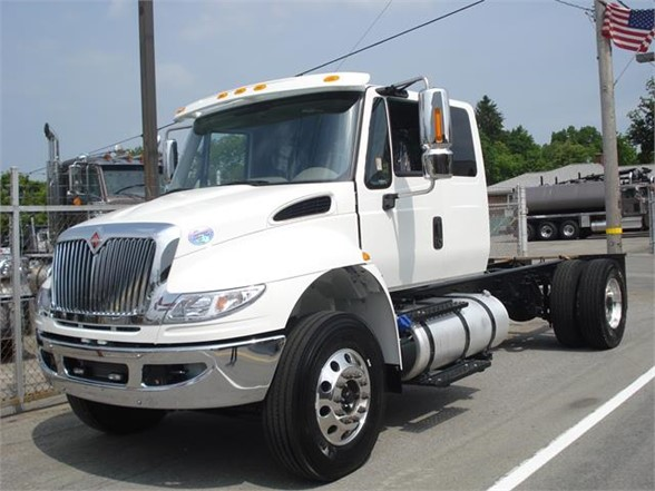 2019 INTERNATIONAL 4400 CAB CHASSIS TRUCK 581635 Cab Chassis Truck
