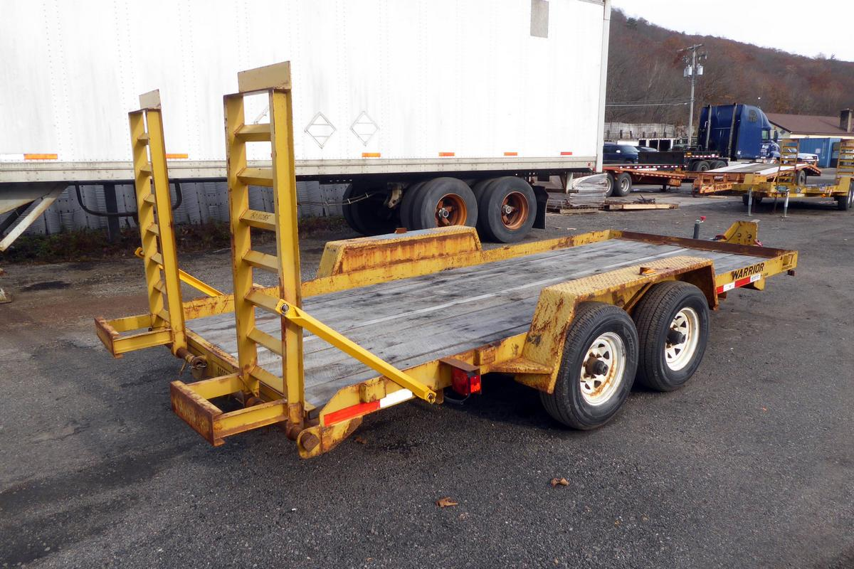 2011 CAM WARRIOR TAG-A-LONG TRAILER 604885 Tag-a-Long Trailer
